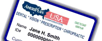 ameriplan dental savings card