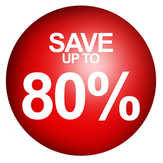 AmeriPlan is only dental plan with savings up to 80%